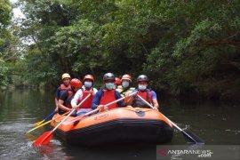 Wisata arung jeram di Bengkayang diluncurkan