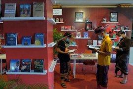 Bursa buku Festival Bali Jani II
