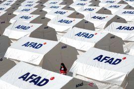 Korban jiwa gempa Laut Aegea jadi 100 orang