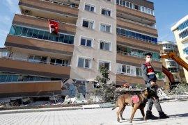 Korban tewas gempa Turki bertambah menjadi 94 orang
