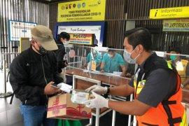 Terjadi lonjakan penumpang Bandara Banyuwangi arus balik libur panjang