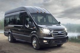 Ford akan luncurkan versi listrik dari Ford Transit