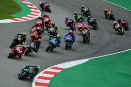 MotoGP: Morbidelli incar kemenangan ketiga musim ini di GP Valencia