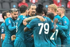Klasemen Liga Italia: Milan ditempel Sassuolo di puncak