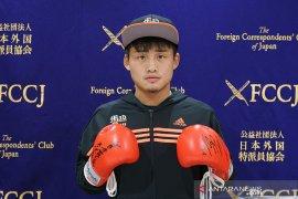 Juara WBA Kyoguchi terkena virus corona, perebutan gelar dibatalkan