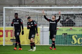 Leverkusen menang 4-2 atas Freiburg