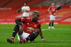 Paul Pogba akui jadi biang keladi kekalahan MU lawan Arsenal