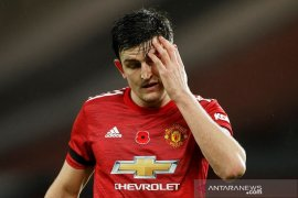 Liga Inggris - Maguire tak khawatir dengan tren buruk laga kandang MU