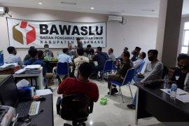 Bawaslu Karawang hentikan kasus pelanggaran netralitas kepala dinas dan kades