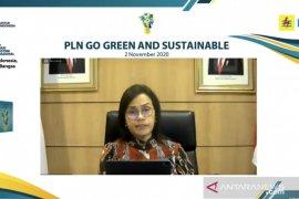 Sri Mulyani menegaskan komitmen Indonesia tangani perubahan iklim