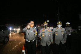 Korlantas Polri: Tak ada kejadian menonjol selama arus mudik-balik