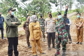 Pemkab Bogor gandeng TNI lanjutkan pembukaan Jalur Puncak Dua