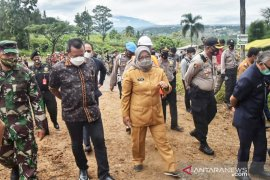 Bupati Bogor: Jalur Puncak Dua hubungkan Tol Jagorawi dengan Jalan Transyogi