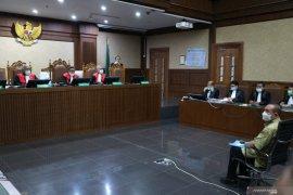 Hakim Tipikor peringatkan Djoko Tjandra agar tidak suap majelis