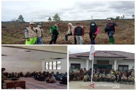 "Polbangtan Medan pro aktif percepatan tanam program ""food estate"" di Humbahas"