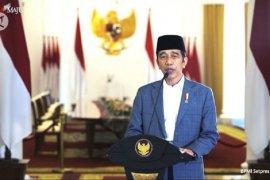 Presiden harapkan konsumsi-investasi membaik di kuartal IV-2020