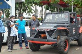 """Itenas kembangkan mobil listrik pertahanan militer """"Sergap Senyap"""""""