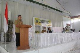 Wali Kota  Tomohon berharap LPM  berkontribusi tekan penyebaran COVID-19