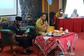 Bupati Banjar terima laporan penanganan COVID-19