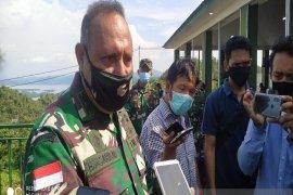 Pangdam tegaskan tindak anggota TNI terlibat penembakan pendeta di Intan Jaya