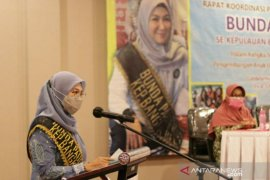 Melati Erzaldi sampaikan pentingnya program PAUD Holistik Integratif