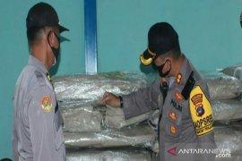Kapolres Banjar pastikan logistik pilkada aman
