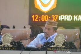 DPRD Gorontalo Utara imbau pemkab tidak melakukan pemborosan anggaran