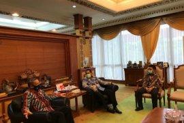 OJK apresiasi dukungan Gubernur Sutarmidji terhadap Program KEJAR