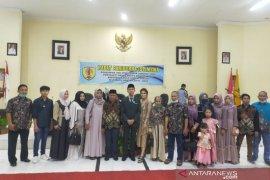 Kader terbaik Nasdem M Rifa'i dilantik PAW DPRD HST