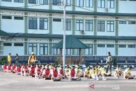 250 peserta Tamtama Gorontalo jalani tes kesamaptaan