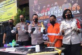 Kurir narkoba diciduk, 3.000 pil koplo disita Polresta Malang Kota