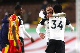 Fulham raih kemenangan pertama musim ini