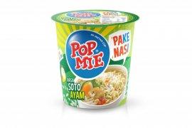Pop Mie hadirkan varian baru makan mie \'Pakai Nasi\'