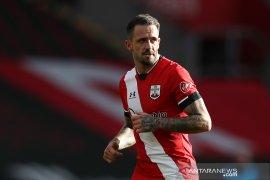 Liga Inggris: Penyerang Southampton Danny Ings  terancam absen enam pekan