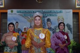 Melda Rahmawati raih gelar Putri Pariwisata Tabalong 2020