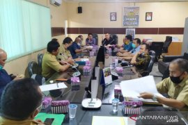 Komisi III DPRD Banjarmasin bahas proyek Jembatan Bromo