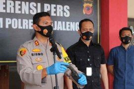 Polres Majalengka tangkap residivis kasus pembunuhan