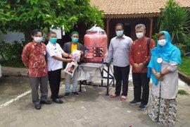 PMI-ICRC distribusikan puluhan wastafel ke ponpes di Jawa Timur