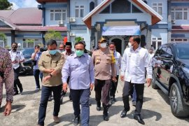 Begini klaster tambak udang nasional di Aceh Timur