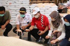 Penyaluran bansos beras KPM-PKH di Lebak-Pandeglang sudah rampung