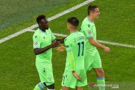 Lazio bawa pulang satu poin dalam lawatan ke Zenit