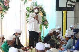 Ratusan warga Tanjung Desa peringati haul Datu Pamulutan
