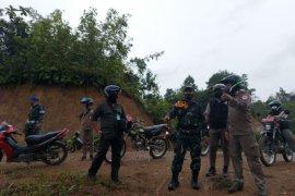 Satgas Pamtas tingkatkan patroli di kawasan perbatasan Indonesia-Malaysia