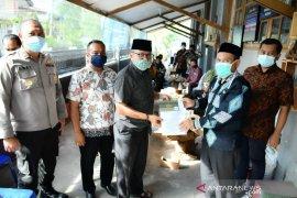 Pemerintah berikan sepeda motor untuk Keuchik di Banda Aceh