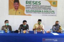 Warga Kecamatan Muara Muntai minta pemerintah perbaiki infrastruktur