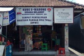 """E-warong KUBE """"Sedana Melangit"""" di Denpasar fokus layani 200 KPM"""