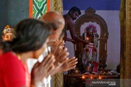 Penduduk desa kakek Kamala Harris di India rayakan keunggulan Biden dalam Pilpres AS