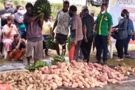 BI Papua optimistis konsumsi masyarakat terus pulih perlambatan pandemi COVID-19