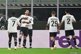Trigol Yusuf Yacizi antar Lille pecundangi AC Milan
