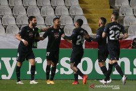 Liga Europa: Granada amankan puncak Grup E, PSV keok di markas Paok